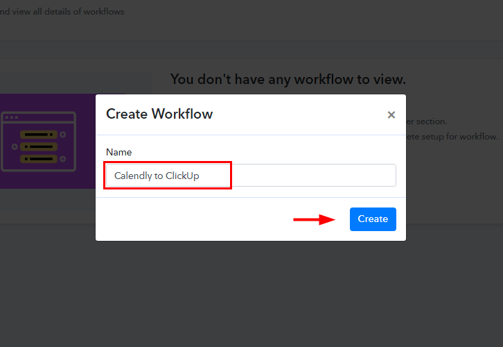 Calendly to ClickUp Integration