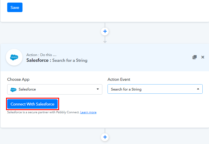 Connect With Salesforce
