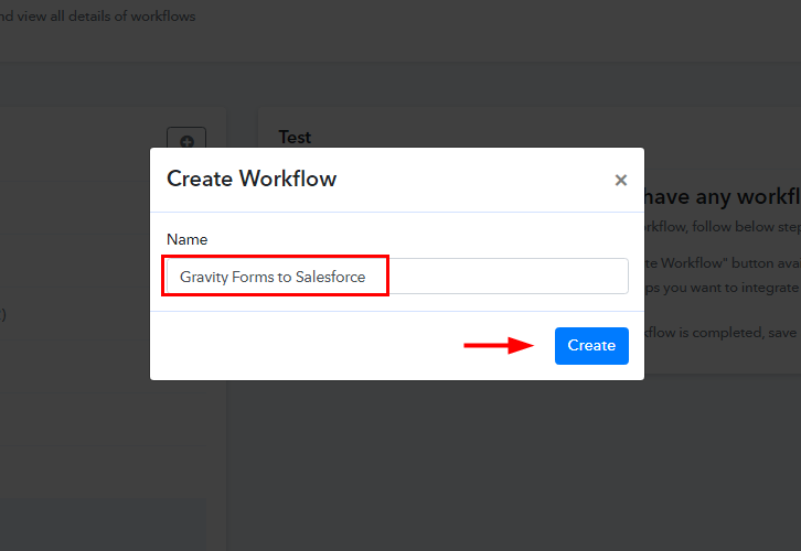 Gravity Forms to Salesforce Integration