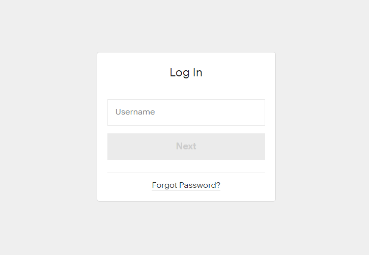 Login to Acuity Scheduling