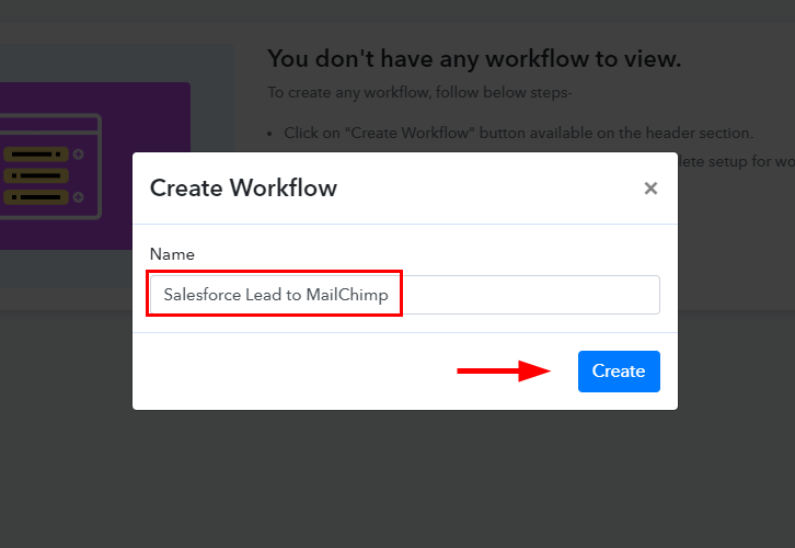 Salesforce to MailChimp Integration