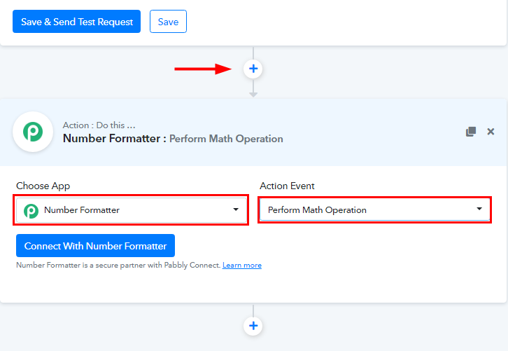 Select Number Formatter for Calendly to ClickUp Integration