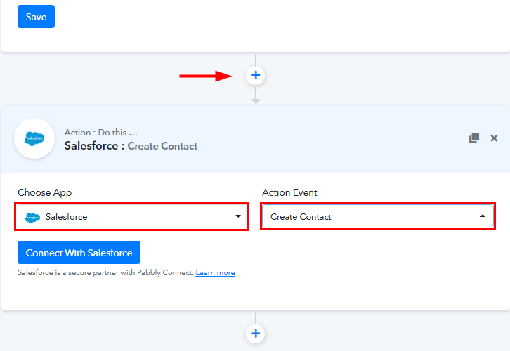 Select Salesforce for Gravity Forms to Salesforce Integration