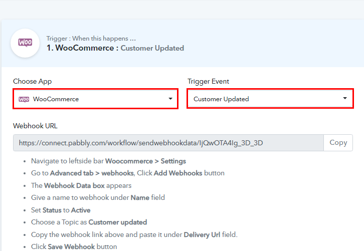 Select WooCommerce for WooCommerce to Salesforce Integration
