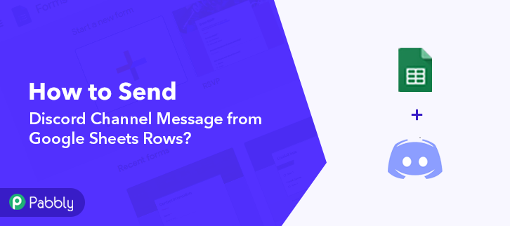 Send Discord Channel Message from Google Sheets Rows