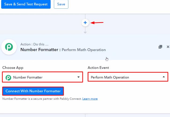 Select Number Formatter