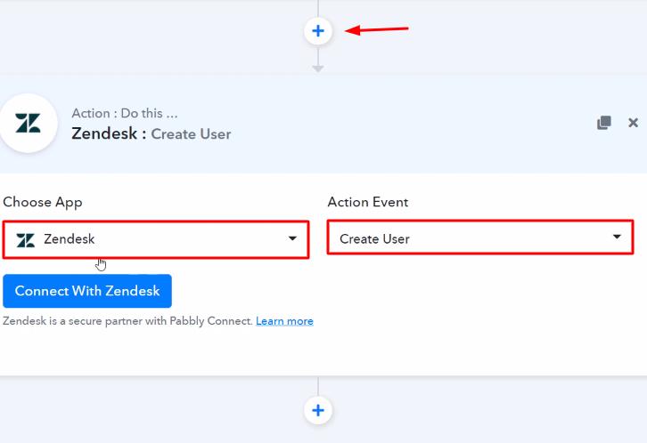 Select Zendesk