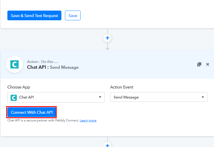 Connect Chat API