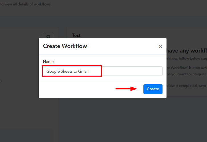 Google Sheets to Gmail Integration