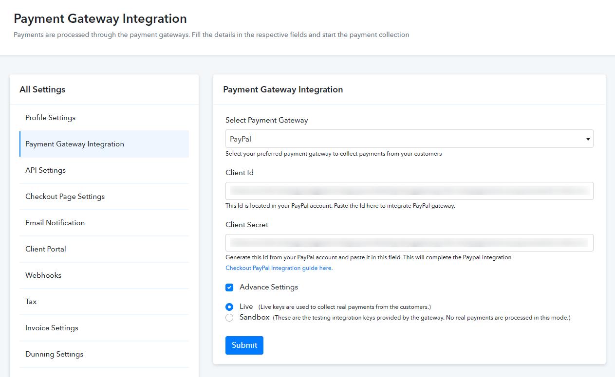 paypal_gateway_integration