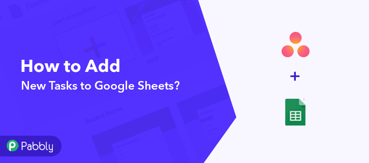 How to Add New Tasks to Google Sheets