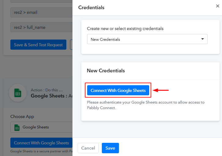 connect_with_google_sheets_for_facebook_to_google_sheets