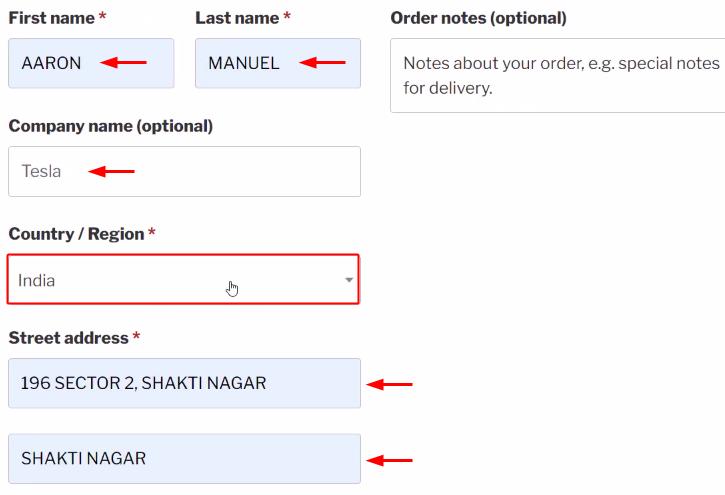 Billing Details to Send Telegram Notification for New WooCommerce Orders