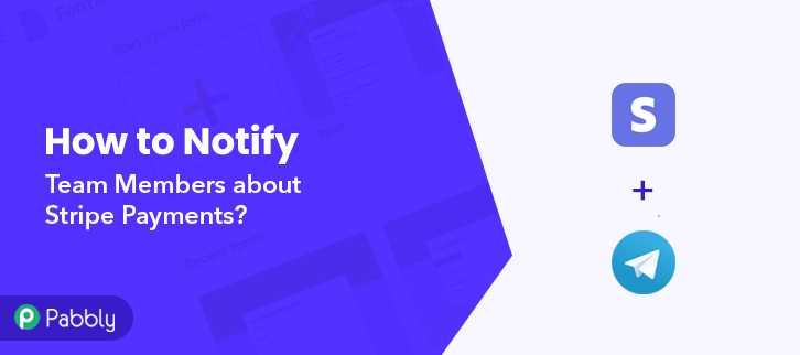 How to Notify Team Members about Stripe Payments